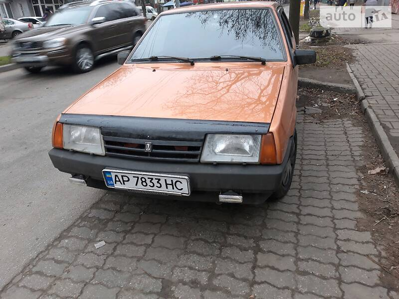 ВАЗ 21099 1999 в Запорожье