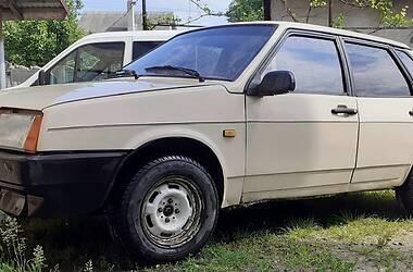 Седан ВАЗ 21099 1993 в Ивано-Франковске