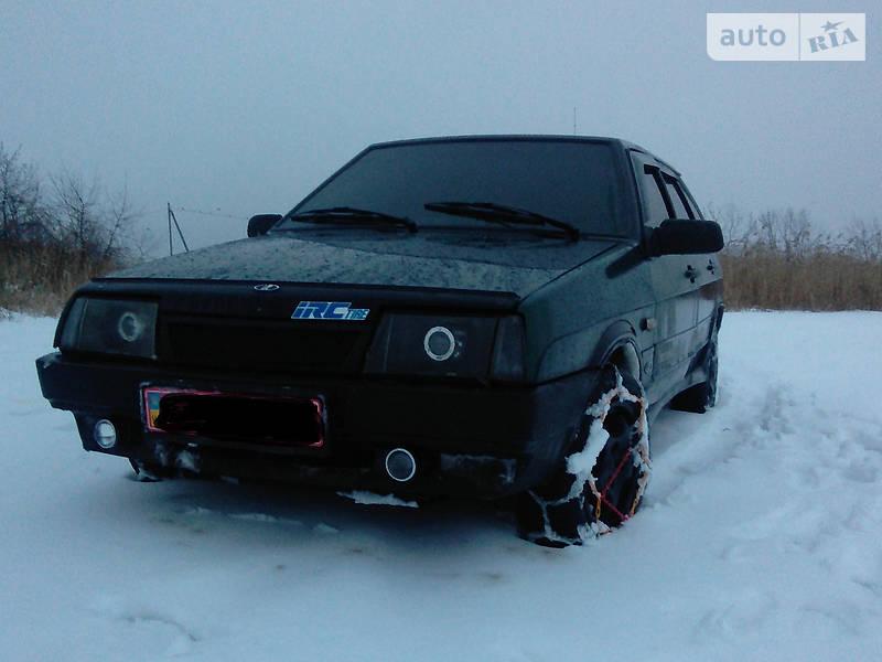 Lada (ВАЗ) 2109 2004 года в Днепре (Днепропетровске)
