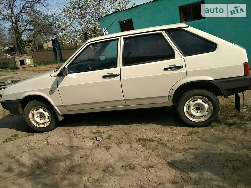 ВАЗ 2109 1992 в Арбузинке