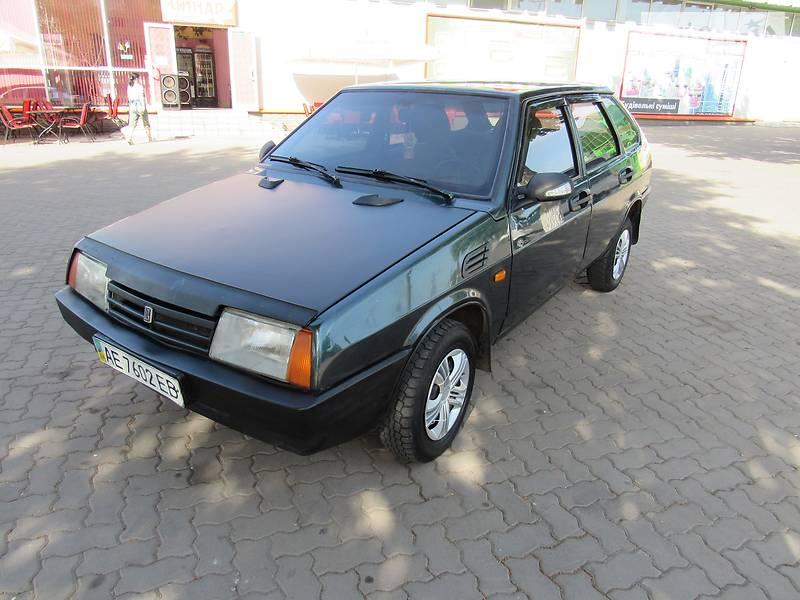 ВАЗ 2109 1993 в Кривом Роге