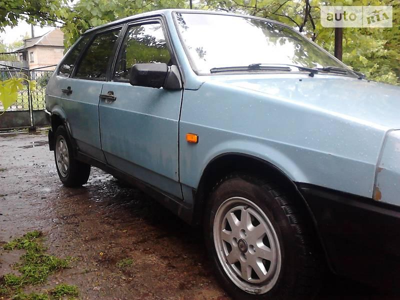 Lada (ВАЗ) 2109 1992 года в Днепре (Днепропетровске)