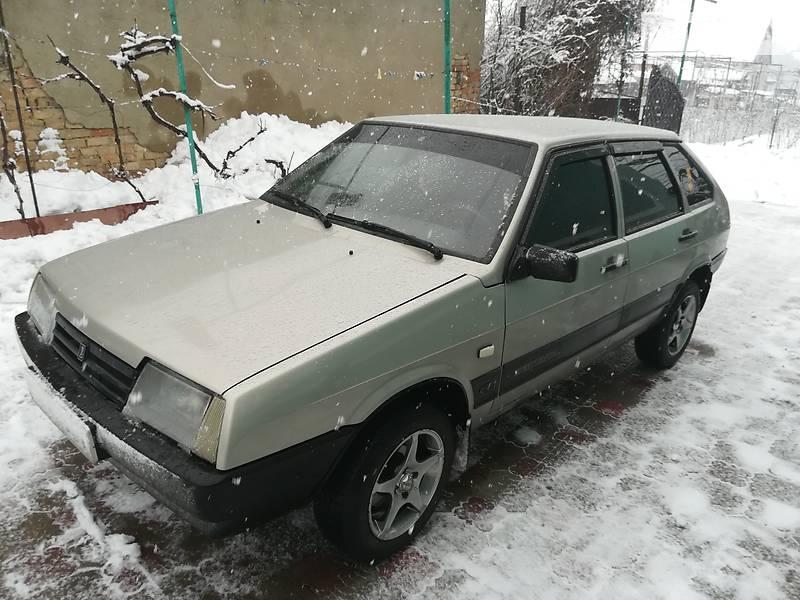 Lada (ВАЗ) 2109 2008 года в Ужгороде
