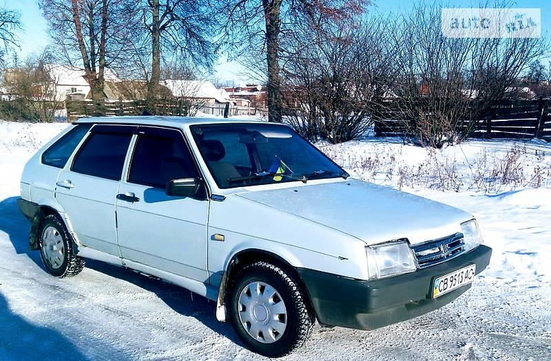 Lada (ВАЗ) 2109 1990 года в Сумах