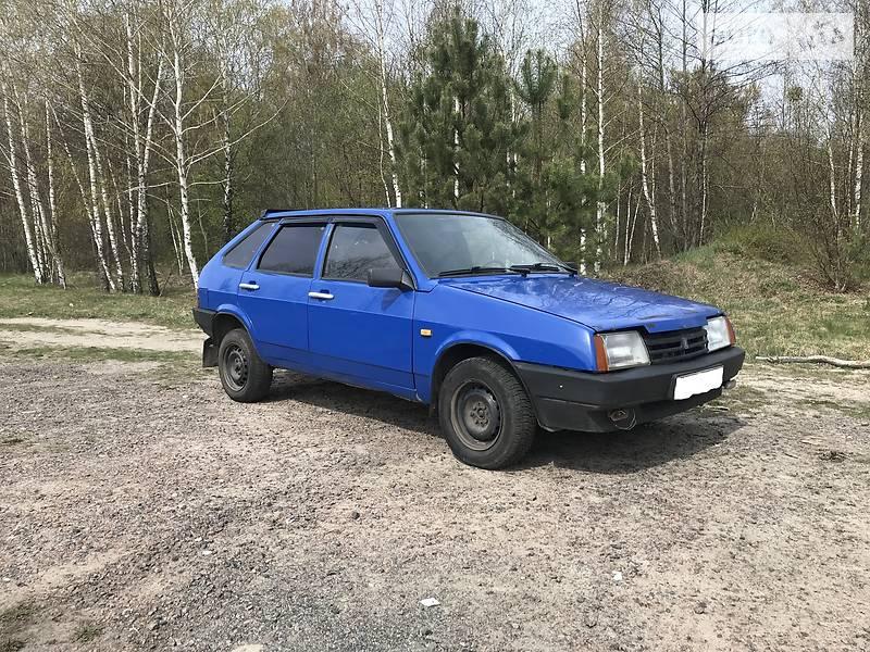 Lada (ВАЗ) 2109 1988 года в Житомире