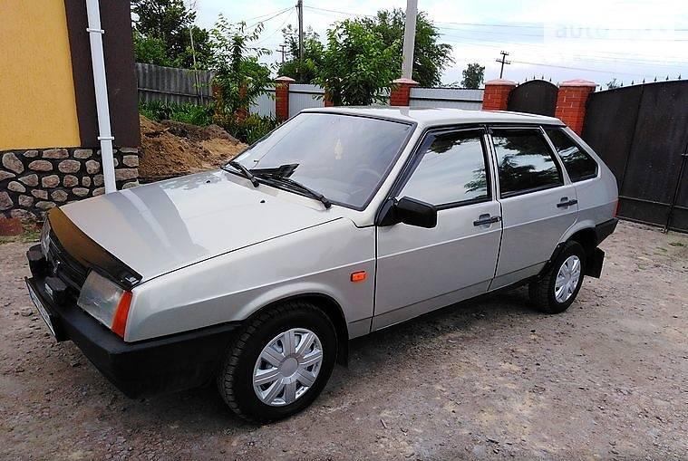 Lada (ВАЗ) 2109 2007 року в Кропивницькому (Кіровограді)