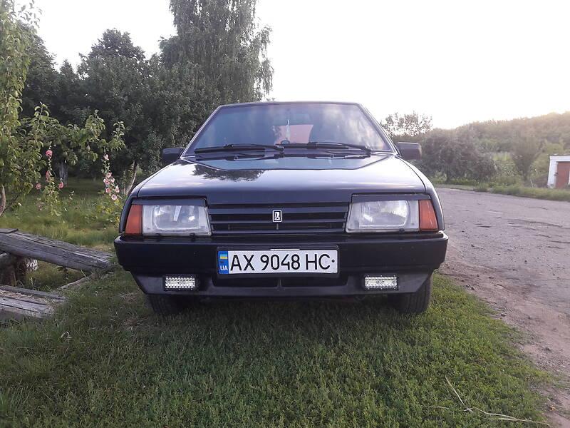 ВАЗ 2109 1991 в Великом Бурлуке