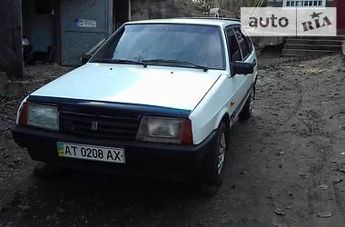 ВАЗ 2109 2002 в Черновцах