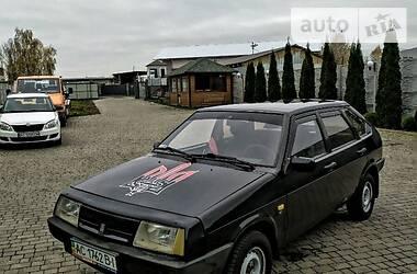 ВАЗ 2109 1990 в Нововолынске
