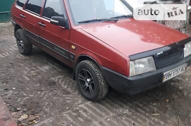 ВАЗ 2109 1992 в Чернигове