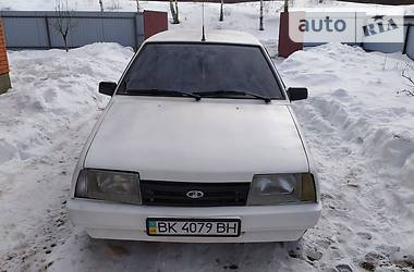 ВАЗ 2109 1991 в Березному