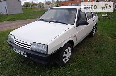 Хэтчбек ВАЗ 2109 1990 в Новой Водолаге