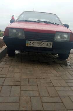 Седан ВАЗ 2109 1991 в Геническе