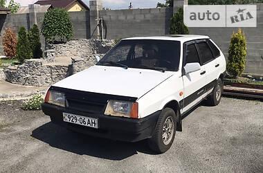 Хэтчбек ВАЗ 2109 1991 в Днепре