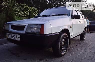 Хэтчбек ВАЗ 2109 1988 в Львове