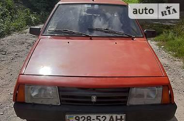 Хэтчбек ВАЗ 2109 1992 в Днепре