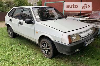 Хэтчбек ВАЗ 2109 1993 в Самборе