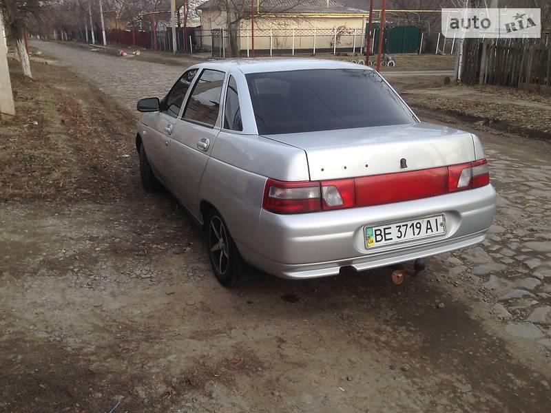 Lada (ВАЗ) 2110 2007 року в Миколаїві