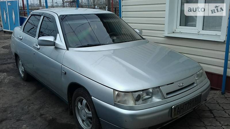 Lada (ВАЗ) 2110 2004 року в Донецьку