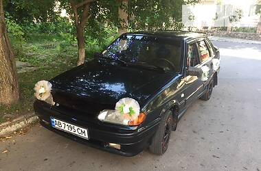ВАЗ 21115 2005 в Могилев-Подольске