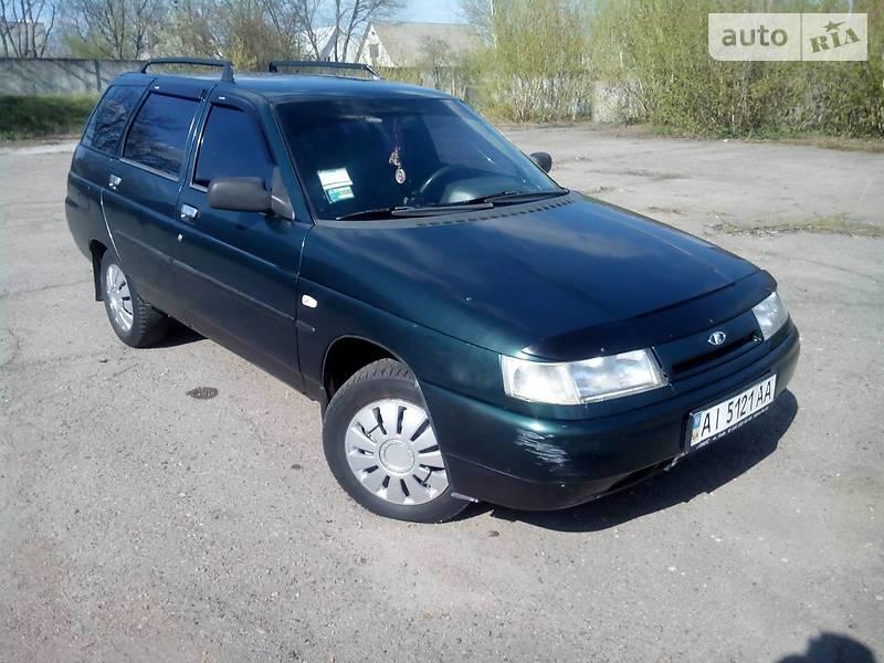 ВАЗ 2111 2002 в Тараще