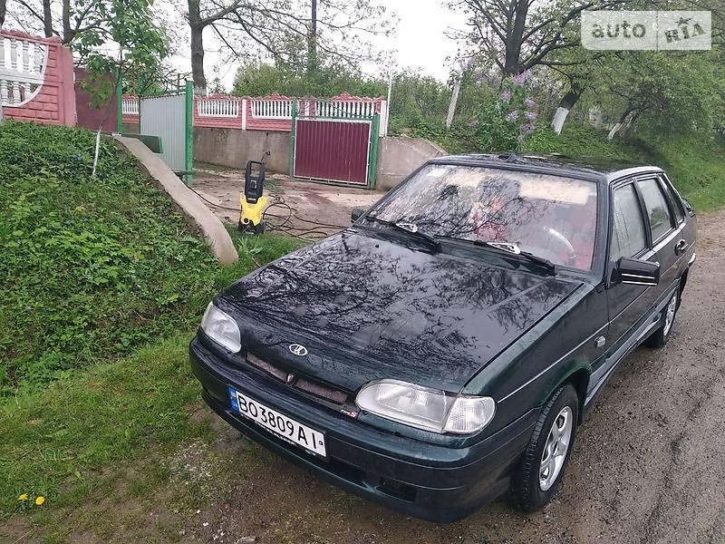ВАЗ 2115 2002 в Тернополе