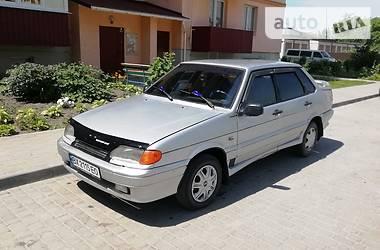 Седан ВАЗ 2115 2002 в Каменец-Подольском