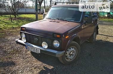 ВАЗ 21213 2007 в Новоархангельске