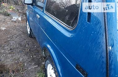 ВАЗ 21213 2001 в Ивано-Франковске