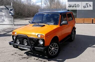 ВАЗ 21213 2000 в Краматорске