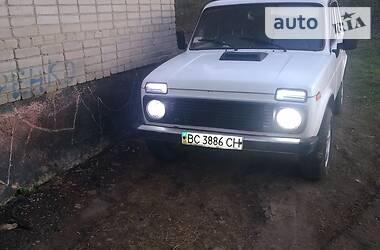ВАЗ 21213 2001 в Турке