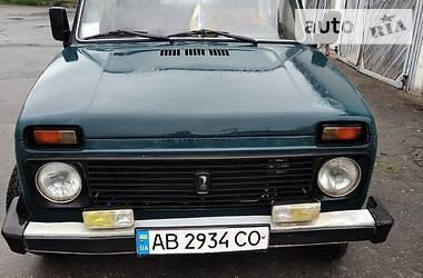 ВАЗ 21213 2003 в Баре