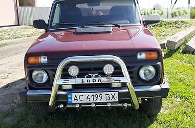 ВАЗ 21213 1995 в Владимир-Волынском