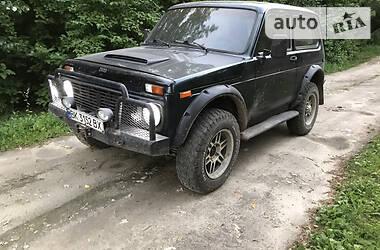 ВАЗ 21213 2002 в Шумске