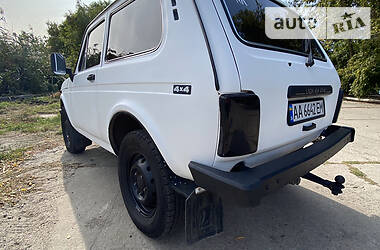 ВАЗ 21213 1997 в Апостолово