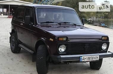 ВАЗ 21213 2001 в Лимане