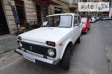 ВАЗ 21213 1995 в Львове