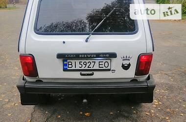 ВАЗ 21213 1996 в Полтаве