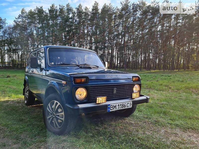 Внедорожник / Кроссовер ВАЗ 21213 2003 в Сумах