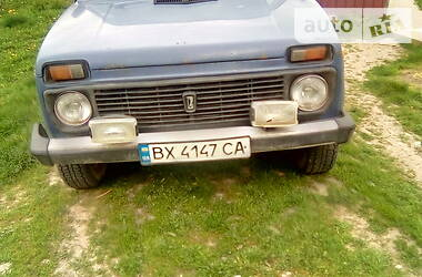 ВАЗ 21213 2002 в Хмельницком
