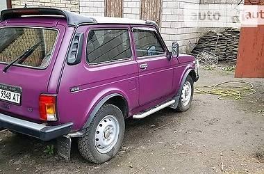 Внедорожник / Кроссовер ВАЗ 21213 2004 в Каменском