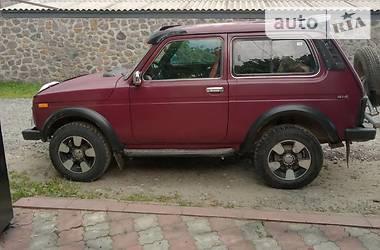 Внедорожник / Кроссовер ВАЗ 21213 2004 в Крыжополе