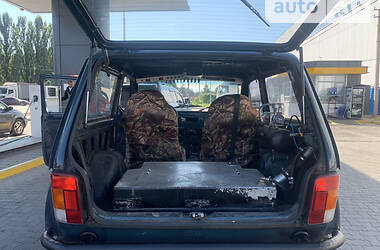 Позашляховик / Кросовер ВАЗ 21213 1997 в Полтаві