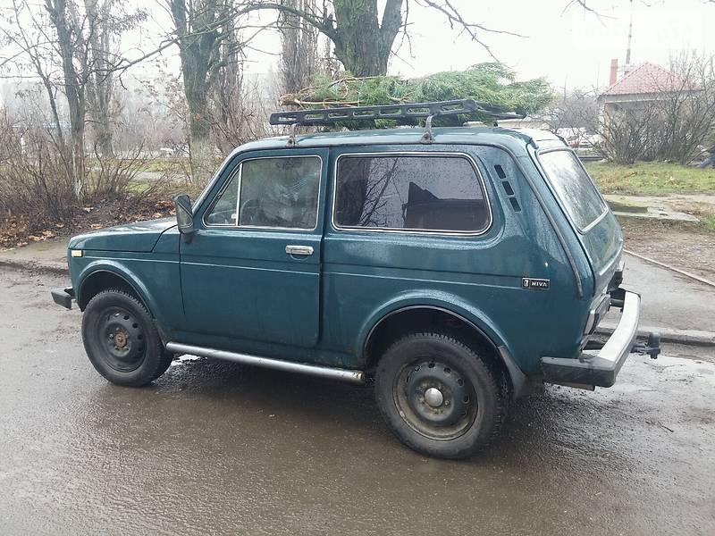 ВАЗ 21214 1977 в Николаеве