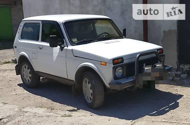 ВАЗ 21214 2002 в Донецке
