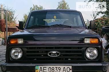 ВАЗ 21214 2006 в Верхнеднепровске