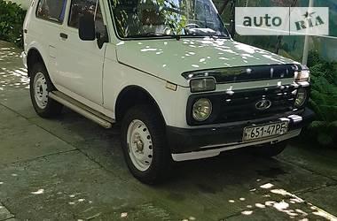 ВАЗ 21214 1995 в Ужгороде