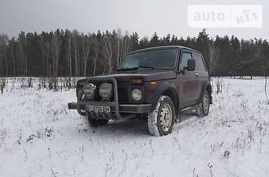 ВАЗ 21214 2006 в Кременчуге