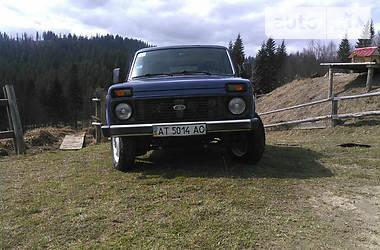 ВАЗ 21214 2008 в Ворохте