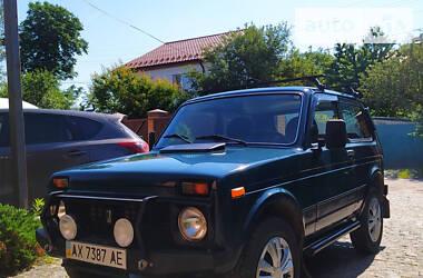 Внедорожник / Кроссовер ВАЗ 21214 2006 в Харькове